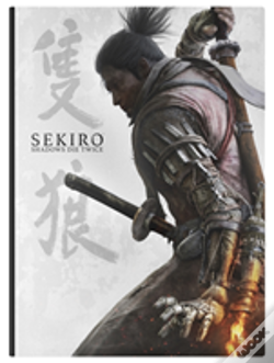 Wook.pt - Sekiro Shadows Die Twice, Official Game Guide