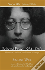 Selected Essays, 1934-1943