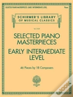 Selected Piano Masterpieces - Early Intermediate Level (Piano Book)