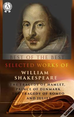 Wook.pt - Selected Works Of William Shakespeare