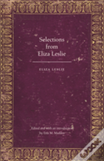 Selections From Eliza Leslie
