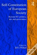 Self-Constitution Of European Society