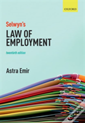 Selwyns Law Of Employment 20e