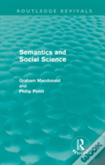 Semantics And Social Science
