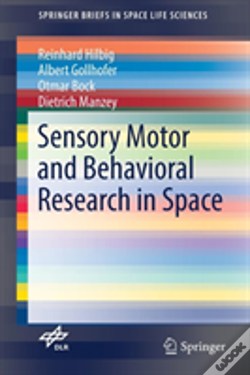 Wook.pt - Sensory Motor And Behavioral Research In Space