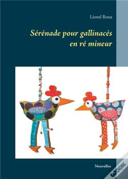 Wook.pt - Serenade Pour Gallinaces