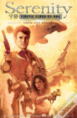 Serenity: Those Left Behind (2nd Edition)