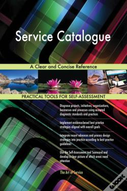 Wook.pt - Service Catalogue A Clear And Concise Reference