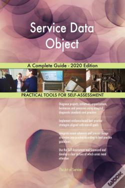 Wook.pt - Service Data Object A Complete Guide - 2020 Edition