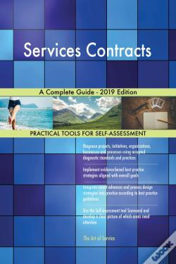 Wook.pt - Services Contracts A Complete Guide - 2019 Edition