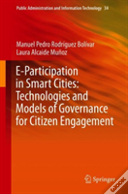 Wook.pt - Setting Foundations For The Creation Of Public Value In Smart Cities