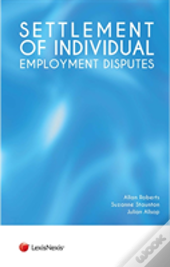 Settlement Of Individual Employment Disp