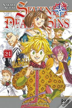 Wook.pt - Seven Deadly Sins T24 Edition Limitee