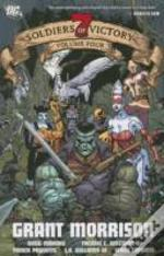 Seven Soldiers Of Victory Tp Vol 04 (Of 4)