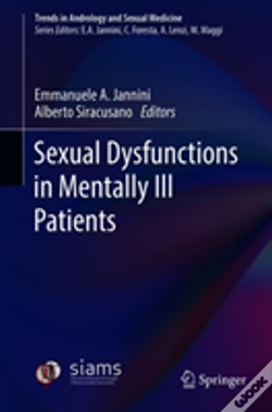 Wook.pt - Sexual Dysfunctions In Mentally Ill Pat