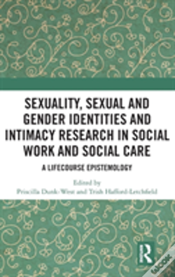 Wook.pt - Sexuality, Sexual Identity And Intimacy Research In Social Work And Social Care