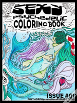 Wook.pt - Sexy Psychedelic Coloring Book