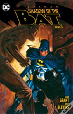 Wook.pt - Shadow Of The Bat Tp Vol 2