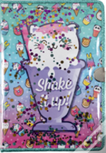 Shake It Up! Shaker Confetti Diary