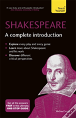 Wook.pt - Shakespeare: A Complete Introduction