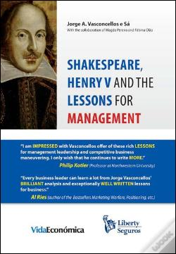 Wook.pt - Shakespeare, Henry V and the Lessons for Management