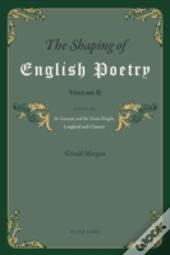 Shaping Of English Poetry