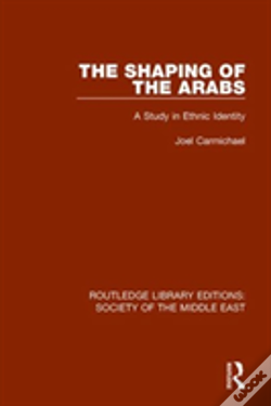 Wook.pt - Shaping Of The Arabs Rle Soc Me