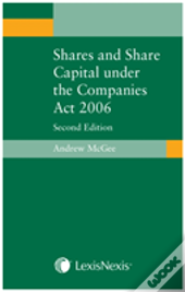 Shares & Share Capital Under The Compani
