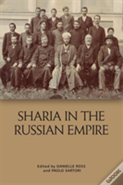 Wook.pt - Sharia In The Russian Empire