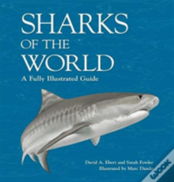 Wook.pt - Sharks Of The World: A Fully Illustrated