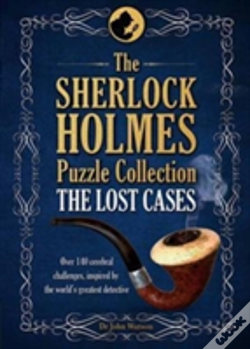 Wook.pt - Sherlock Holmes Puzzles: The Lost Cases