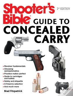 Wook.pt - Shooters Bible Guide To Concealed Carry, 2nd Edition