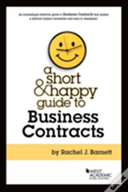 Wook.pt - Short And Happy Guide To Business Contracts