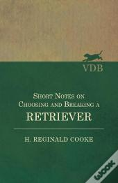 Short Notes On Choosing And Breaking A Retriever