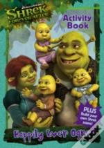 Shrek Happily Ever Ogre Activity Book