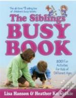 Siblings' Busy Book
