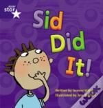 Sid Did Itstage 1 Fiction