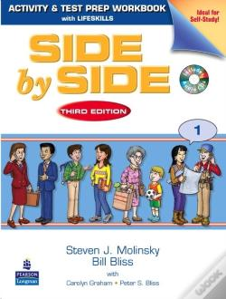 Wook.pt - Side By Side 1 Activity & Test Prep Workbook (With 2 Audio Cds)