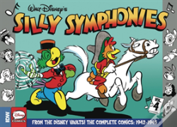 Wook.pt - Silly Symphonies Volume 4: The Complete Disney  Classics 1942--1945