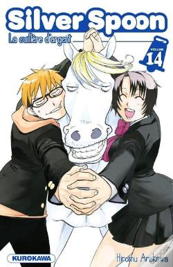 Wook.pt - Silver Spoon - Tome 14