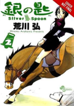 Wook.pt - Silver Spoon, Vol. 2