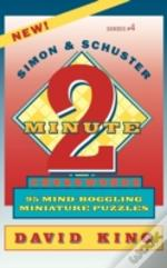 Simon & Schuster Two-Minute Crosswords #
