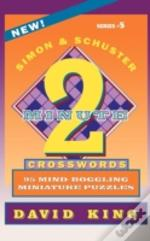 Simon And Schuster Two-Minute Crosswords