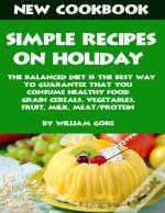 Simple Recipes On Holiday