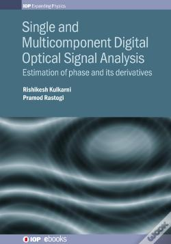 Wook.pt - Single And Multicomponent Digital Optical Signal Analysis