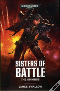 Wook.pt - Sisters Of Battle: The Omnibus