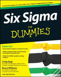 Wook.pt - Six Sigma For Dummies