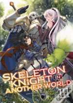 Skeleton Knight In Another World Light N