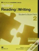 Skillful Level 2 Reading & Writing Student'S Book & Dsb Pack (Asia)