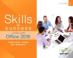 Wook.pt - Skills For Success With Office 2016